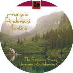 The Serenade String Trio & Bernhard Röthlisberger