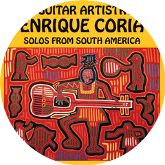The Guitar Artistry Of Enrique Coria