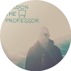 Pardon the Professor