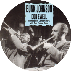 Bunk Johnson and Don Ewell