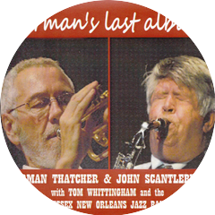 Norman Thatcher and John Scantlebury