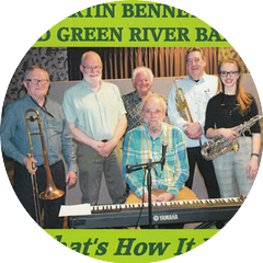 Martin Bennett's Old Green River Band