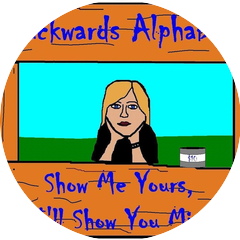 Backwards Alphabet