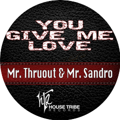 Mr. Thruout and Sandro Lilliu