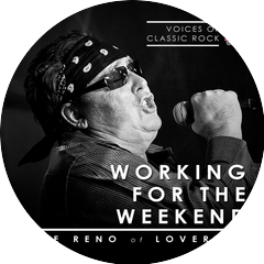 Mike Reno of Loverboy