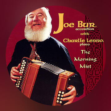 Joe Burke accordion with Charlie Lennon piano