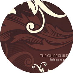 The Chief Smiles