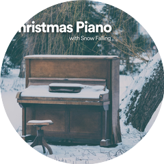 The Christmas Piano