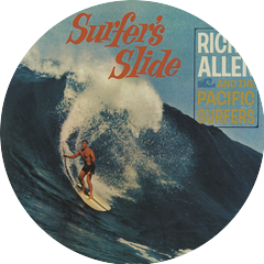 Richie Allen & The Pacific Surfers