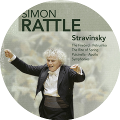 Sir Simon Rattle/Northern Sinfonia Orchestra