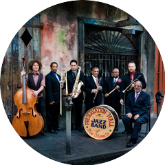 Preservation Hall Jazz Band With Walter 'Wolfman' Washington And Theresa Andersson