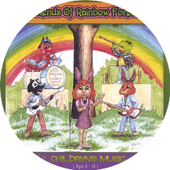 Five Friends of Rainbow Forest Band