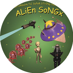The Intergalactic Super String Subspace Band