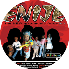 Enije - the New afro-music Force