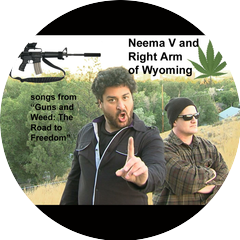 Neema V and Right Arm of Wyoming