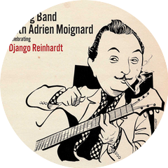DR Big Band & Adrien Moignard