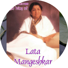 Lata Mangeshkar and Chandrakanta