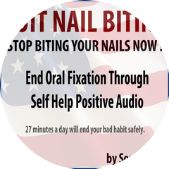 Quit Nail Biting Through Self Help Audio - Sonia Noor