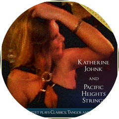 Katherine Johnk and Pacific Heights Strings