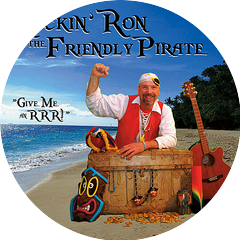 Rockin' Ron the Friendly Pirate