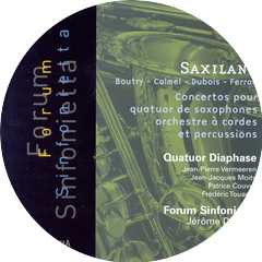 Forum Sinfonietta, Quatuor Diaphase