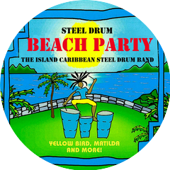 The Island Caribbean Steel Drum Band
