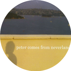Peter Comes From Neverland
