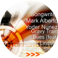Songwriter Mark Alberto Yoder Nunez