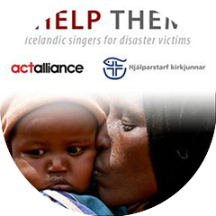 Icelandic Singers For Disaster Victims