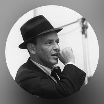 the real life of frank sinatra Frank sinatra - until the real thing comes along lyrics don't you know, i'd work for you i'd slave for you, be a beggar or a knave for you if that isn't love, it.