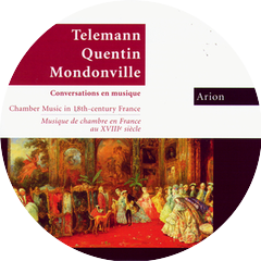 Arion With Telemann, Quentin & Mondonville