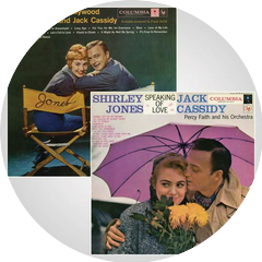 Shirley Jones & Jack Cassidy with Frank DeVol & His Orchestra