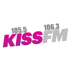 Kiss FM 105.5 and 106.3