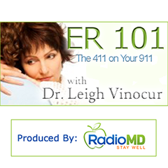 RadioMD: The Dr. Leigh Vinocur Show