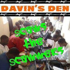 Davin's Den Scammer Shorts