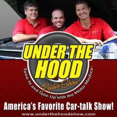 Under The Hood radio show podcast