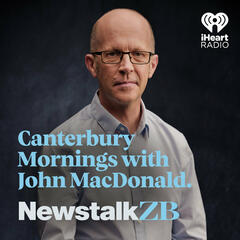 Newstalk ZB's Canterbury Mornings