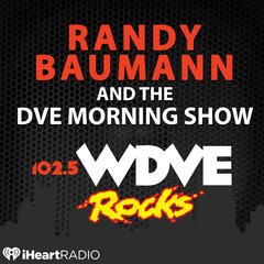 Randy Baumann and the DVE Morning Show