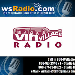 Wine and Dine on VinVillageRadio