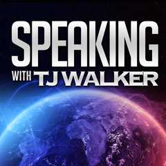 Speaking with TJ Walker