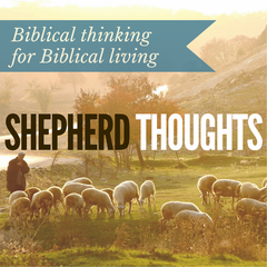 Shepherd Thoughts Podcast