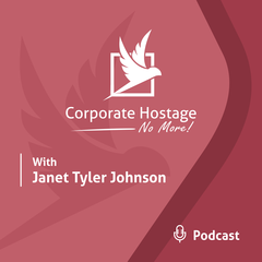 Corporate Hostage, No More! Podcast