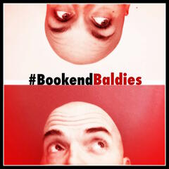 #BookendBaldies