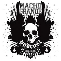 Macho Grande Podcast, rock, metal