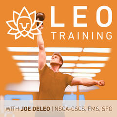 LEO Training: Strength & Conditioning | Endurance | Health | Performance |  Injury Prevention | Joe DeLeo