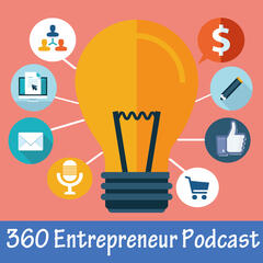 360 Entrepreneur Podcast with Yann ilunga