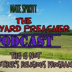 thebackyardpreacher's podcast