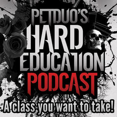 PETDuo's Hard Education - The Podcast - The Harder side of e-music : Hard  Techno, Techno, Stompin', Jackin' and Wonky