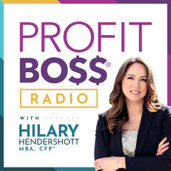 Profit Boss Radio | Women and Money | Financial Planning | Money Psychology  | Personal Finance | Couples and Money