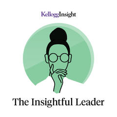 Kellogg Insight In Person podcast